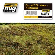 SMALL BUSHES - AUTUMN<br>A.MIG-8359